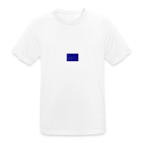 Blue SocialSocial screen - Herre T-shirt svedtransporterende
