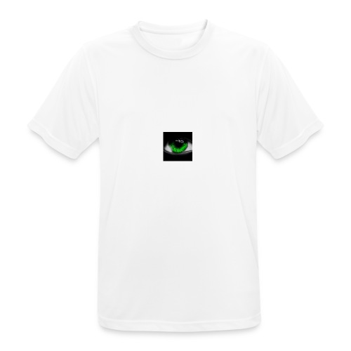 Green eye - Men's Breathable T-Shirt