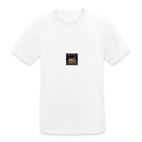 pro gamer magliette grembiule da cucina - Maglietta da uomo traspirante