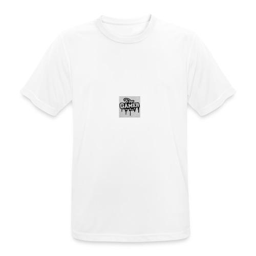 pro gamer graffiti magliette felpa da uomo di stan - Maglietta da uomo traspirante