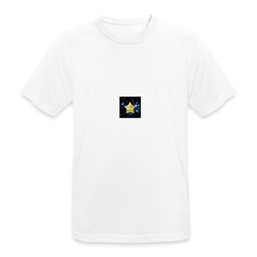 Logo Janvier-Juin 2017 de StarStudio LeLive ! - T-shirt respirant Homme