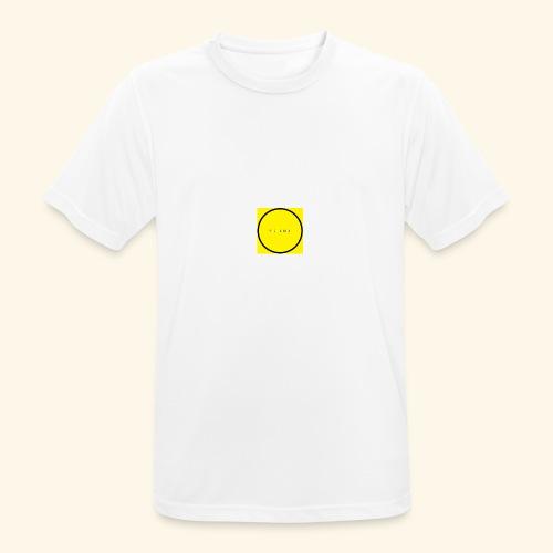 FUCK XANAX - Herre T-shirt svedtransporterende
