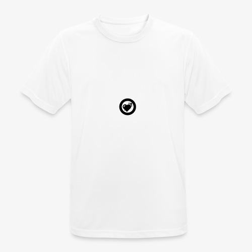 LOOVE (SS18) - Maglietta da uomo traspirante