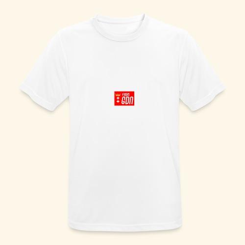 #fromGDN - Koszulka męska oddychająca
