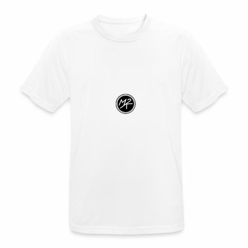 Logo MY2K noir - T-shirt respirant Homme