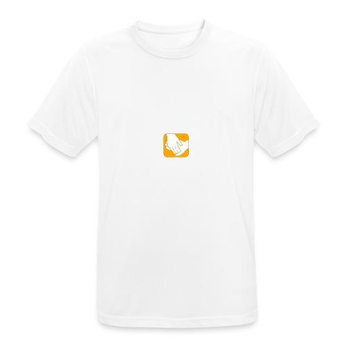 Logo der ÖRSG - Rett Syndrom Österreich - Männer T-Shirt atmungsaktiv