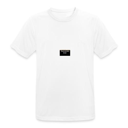 T-shirt staff Delanox - T-shirt respirant Homme