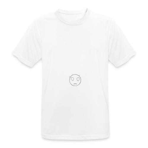 oo - Maglietta da uomo traspirante