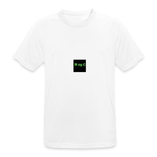 mogc - Herre T-shirt svedtransporterende