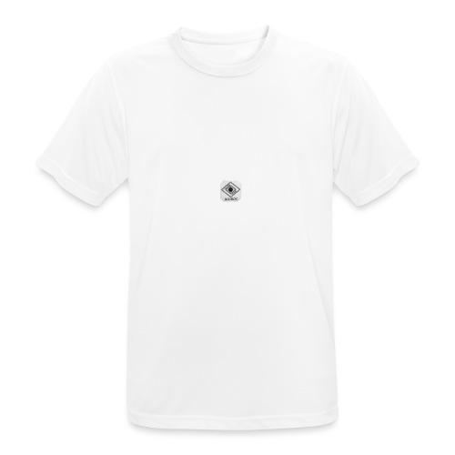 Illusion attire logo - Men's Breathable T-Shirt