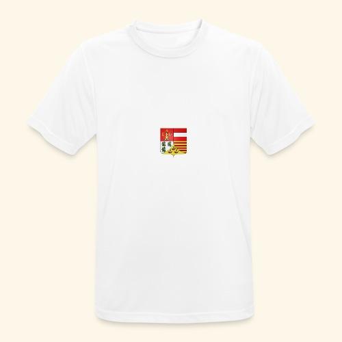 Blason ville de Liege - T-shirt respirant Homme