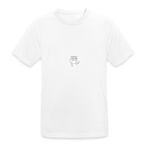 Fuck You - Herre T-shirt svedtransporterende