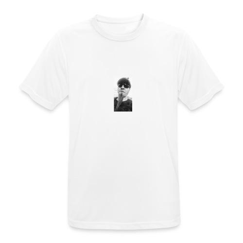 Spitzbart - Männer T-Shirt atmungsaktiv