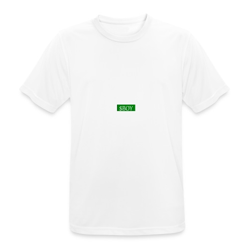 sboy logo - T-shirt respirant Homme
