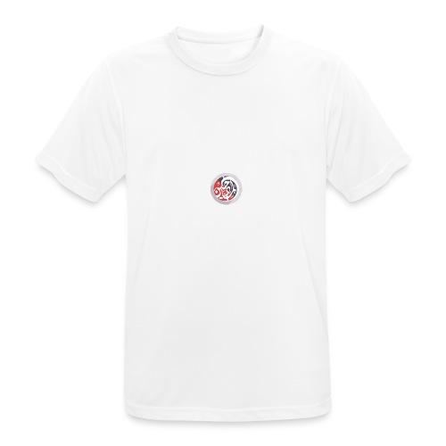 Dalel Almadeheen logo - Men's Breathable T-Shirt
