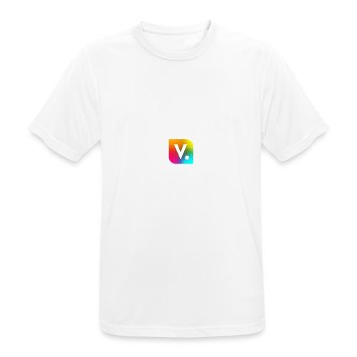 vPCpWJY png - Herre T-shirt svedtransporterende
