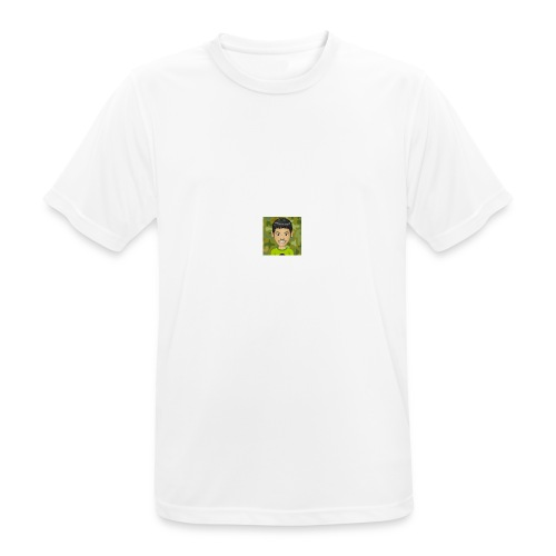 smilehappy11 - Men's Breathable T-Shirt