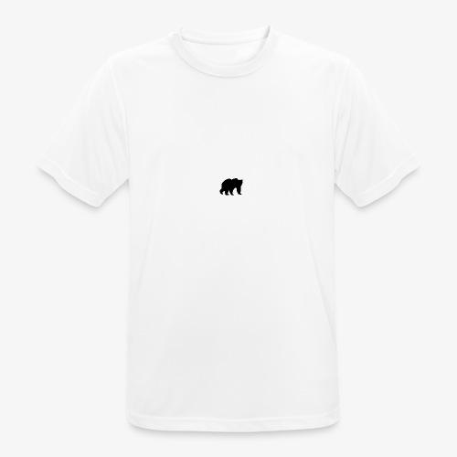 alouci - Andningsaktiv T-shirt herr