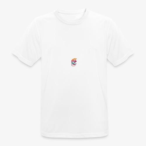 Elemental Retro logo - Men's Breathable T-Shirt