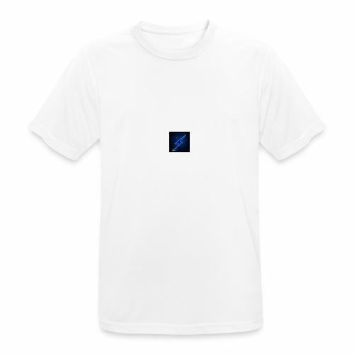 LIGHTNING - Andningsaktiv T-shirt herr