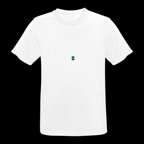MEEGA POWER - Männer T-Shirt atmungsaktiv