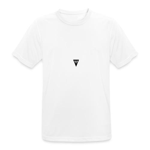 Deluxe Metropolitan - Maglietta da uomo traspirante