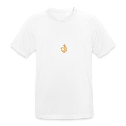 tondino - Maglietta da uomo traspirante