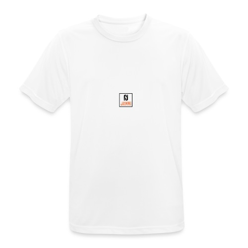 Janni - Herre T-shirt svedtransporterende