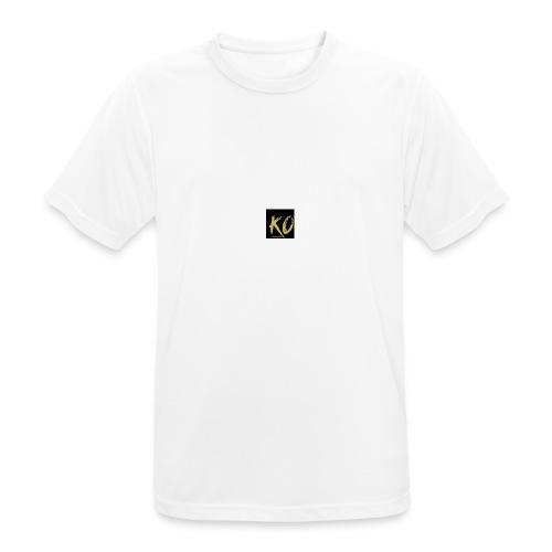 k.o-ousmanekebe - T-shirt respirant Homme