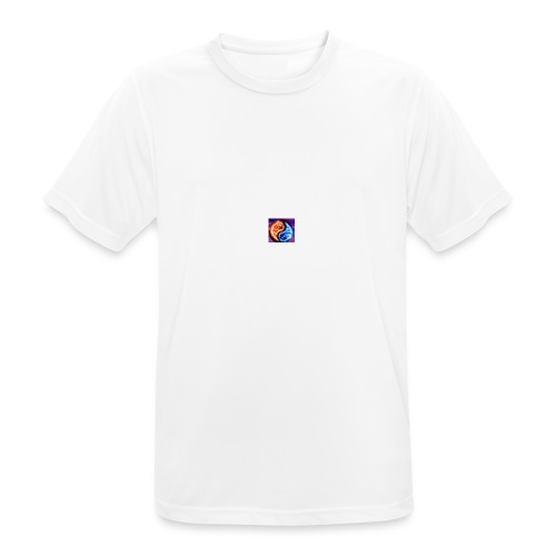 The flame - Men's Breathable T-Shirt