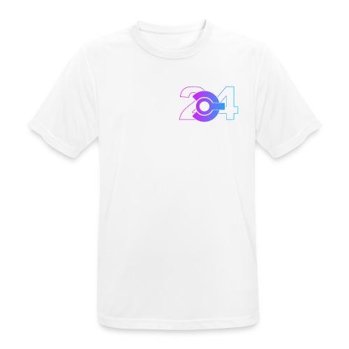 ColoredMänner24 - Männer T-Shirt atmungsaktiv