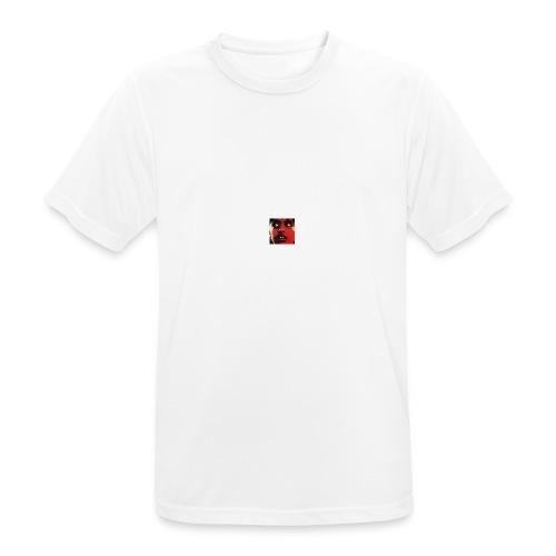 cheese - Herre T-shirt svedtransporterende