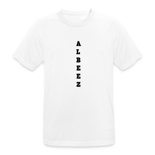 albeez - Camiseta hombre transpirable