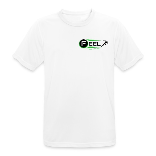 FeelWrightFitness png - Men's Breathable T-Shirt