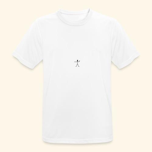 SAVAGE - Herre T-shirt svedtransporterende