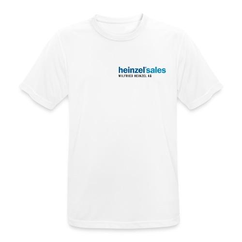 Sales FFTF Logo - Männer T-Shirt atmungsaktiv