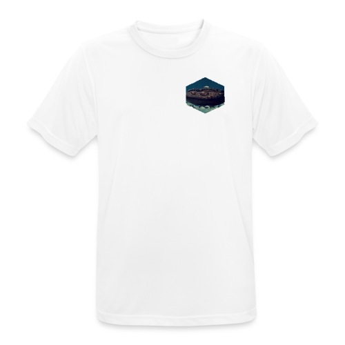 K.A Sport - Herre T-shirt svedtransporterende