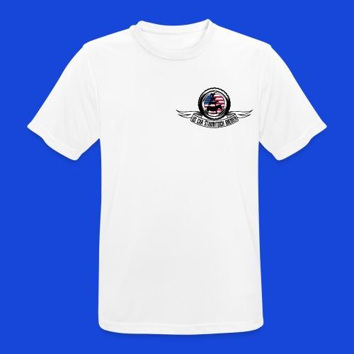 Logo Shirt - Männer T-Shirt atmungsaktiv