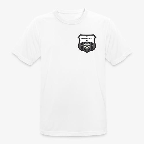 Football Logo 1 The Temper Tree - Männer T-Shirt atmungsaktiv