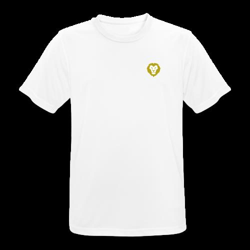 GoldenLion - miesten tekninen t-paita