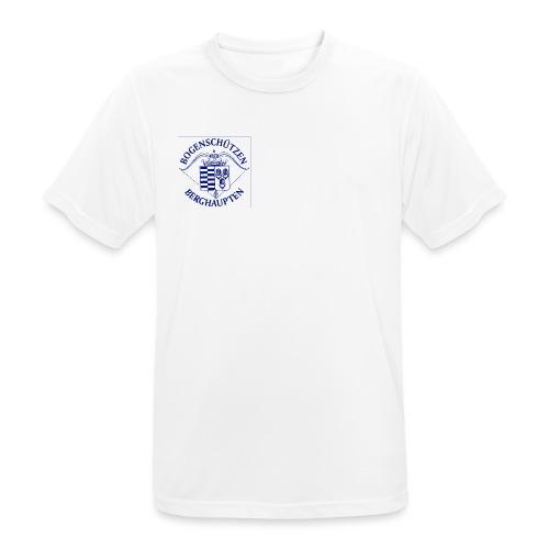 Wappen_T-shirt - Männer T-Shirt atmungsaktiv