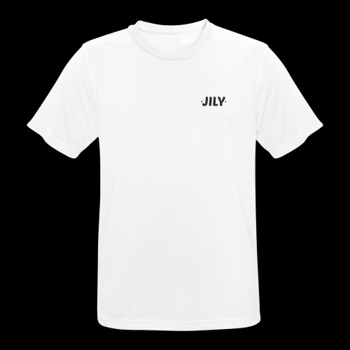 .JILY. - Männer T-Shirt atmungsaktiv