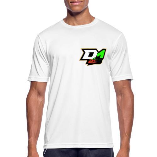 Dominik Möser 256 - Männer T-Shirt atmungsaktiv