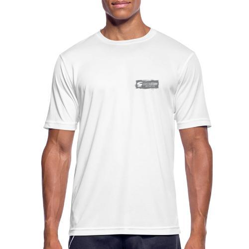 Greenstorm Wir sind E-Bike Farbrolle - Männer T-Shirt atmungsaktiv