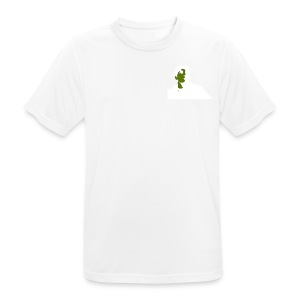 THE MY FACE DESIGN - Men's Breathable T-Shirt