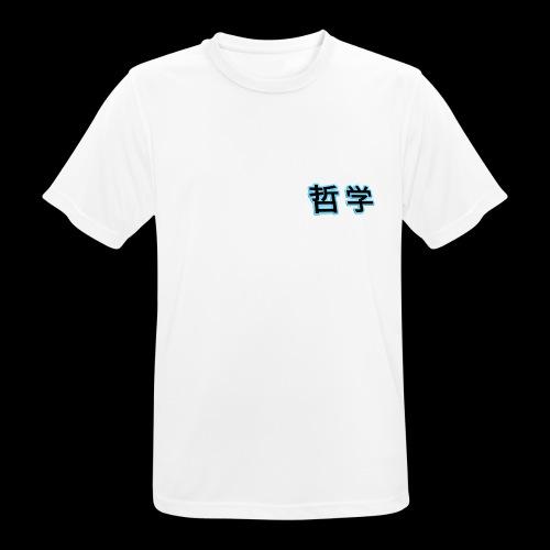 Tetsugaku.original - T-shirt respirant Homme