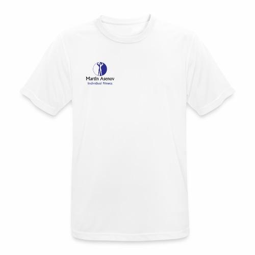 Individual Fitness - Classic - Männer T-Shirt atmungsaktiv