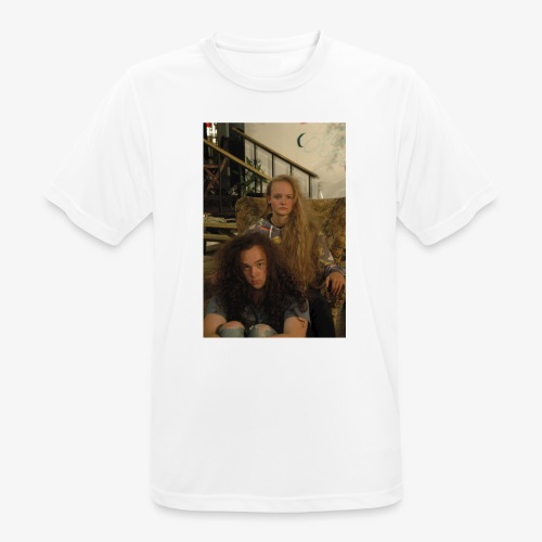 hair - Mannen T-shirt ademend actief