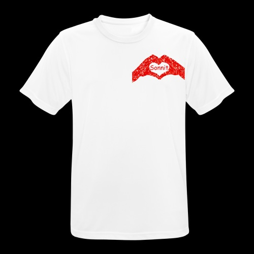 Sonnit Valentines - Men's Breathable T-Shirt