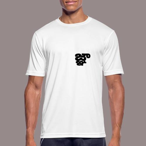 Binarux - Camiseta hombre transpirable